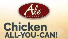 ale Chicken All U Can featured
