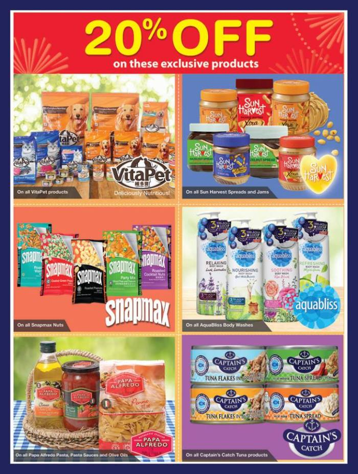 shopwise b19time exclusive products