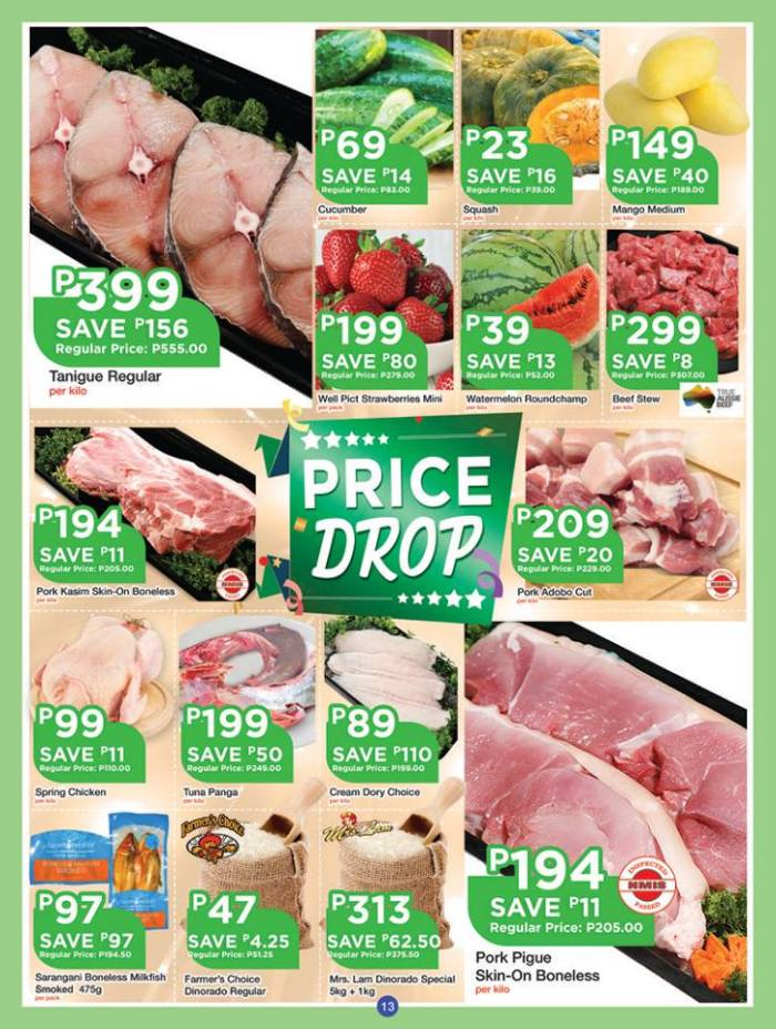 shopwise b19time meat price drops