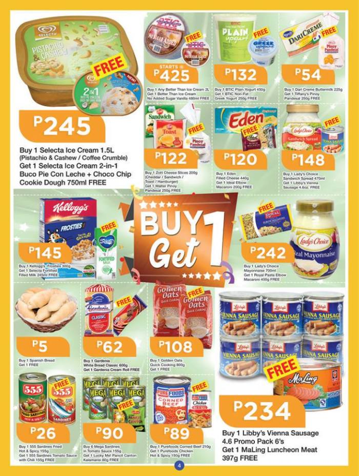 shopwise b19time buy 1 get 1