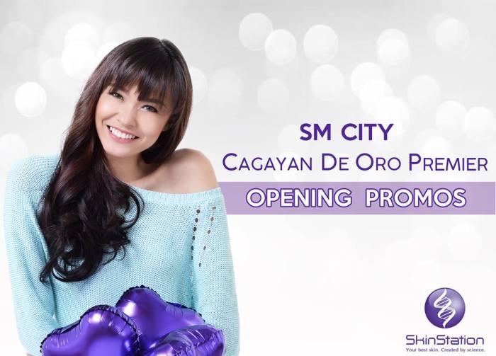 skinstation SM CDO Downtown Premier opening promo