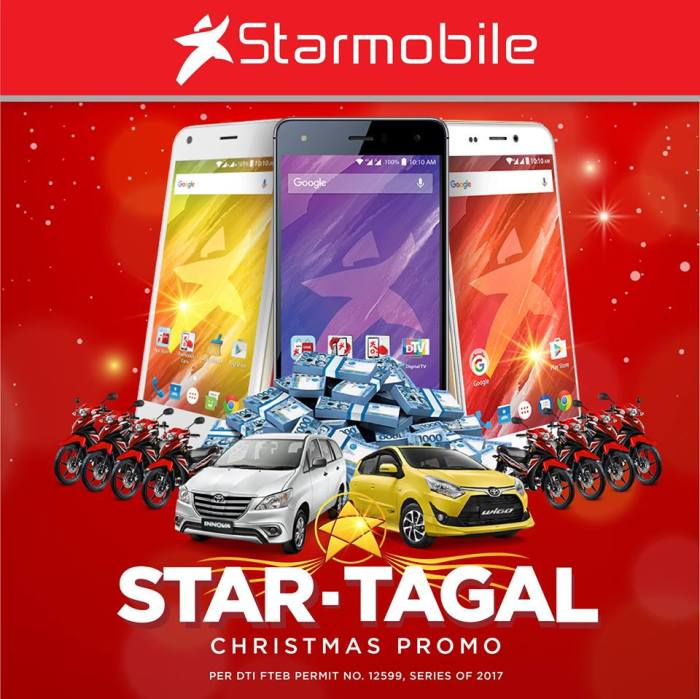 starmobile startagal promo