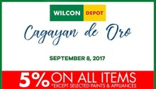 wilcon Depot opening