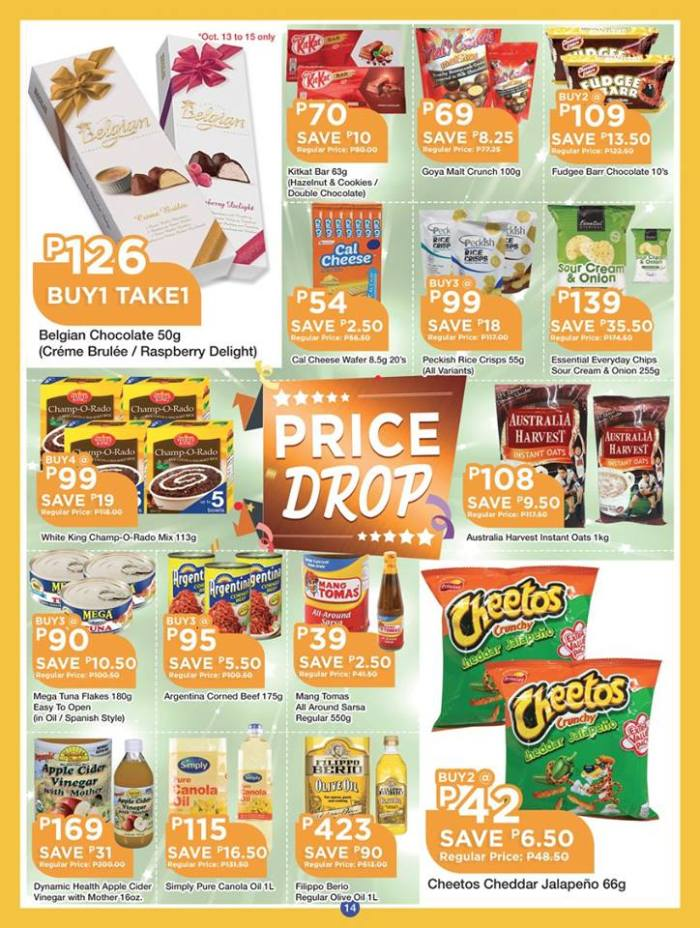 shopwise b19 anniversary treats 3rd issue set14 price drop