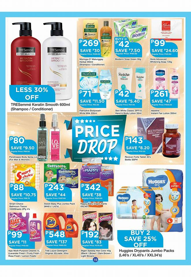shopwise b19 time 2nd issue price drops hygiene