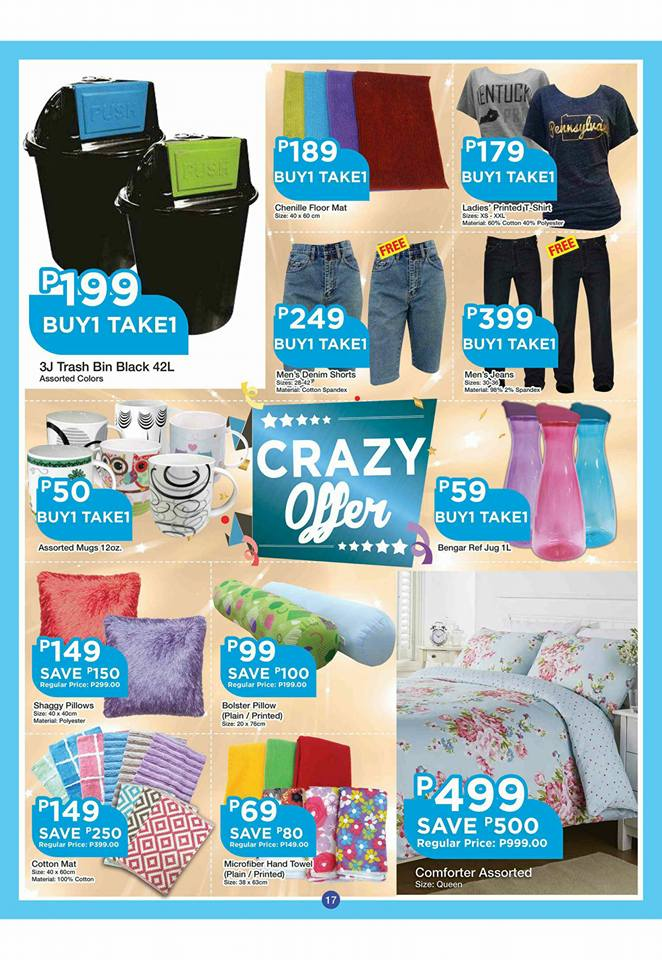 shopwise b19 time 2nd issue crazy offer set 1