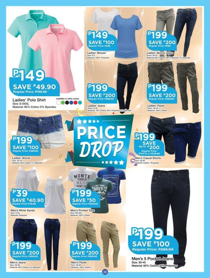 shopwise b19 anniversary treats 3rd issue set20 price drop