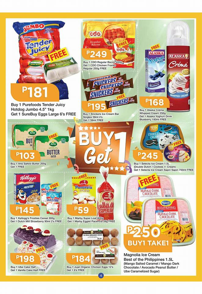 shopwise b19 time 2nd issue frozen