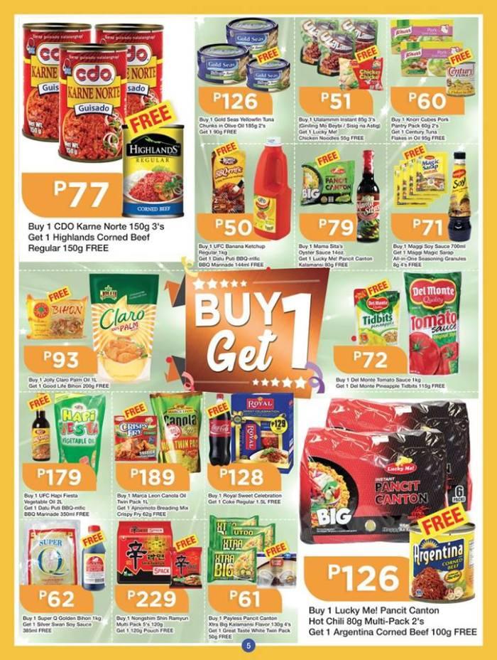 shopwise b19 anniversary treats 3rd issue set 5 buy 1 get 1