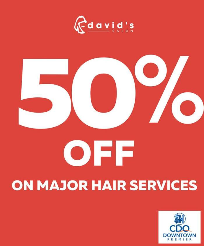 the great downtown sale davids salon