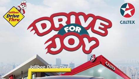 Jollibee Drive for Joy Promo   CDO Promos