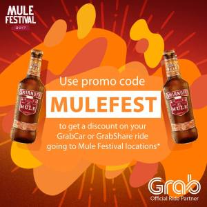 Mulefest and Grab