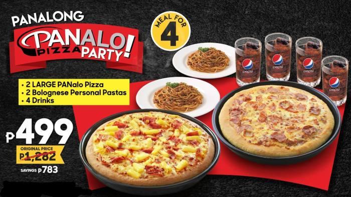Pizza Hut Sm Uptown Panalo Pizza Party Cdo Promos