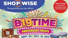 shopwise B19time 2nd issue
