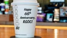 Starbucks 65th Anniversary of the Rustan Group of Companies FI