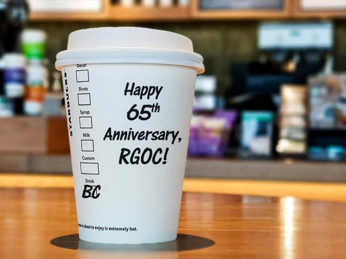 Starbucks 65th Anniversary of the Rustan Group of Companies