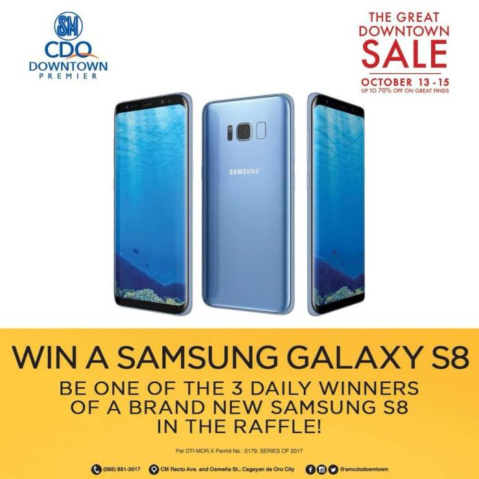 win samsung galaxy 8