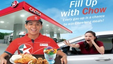 Caltex Fill Up with Chow FI