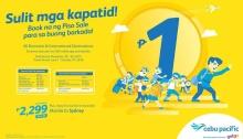 Cebu Pac Piso Sale FI