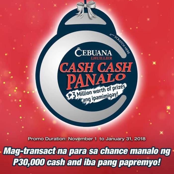cebuana cash cash panalo