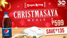 Christmasaya Meals FI