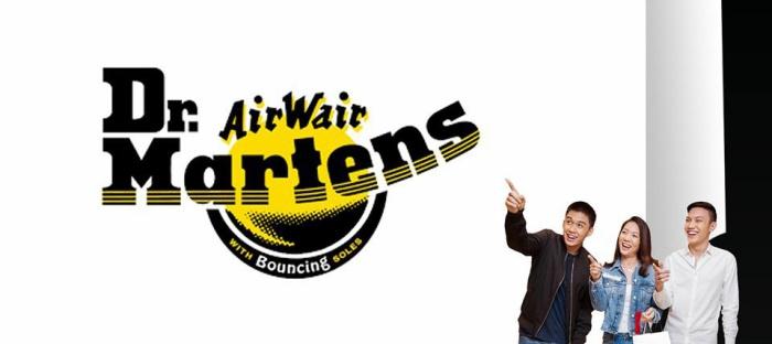 centrio black friday sale at Dr Air Wair Martens