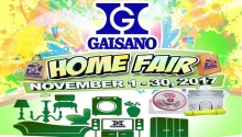 gaisano home fair FI