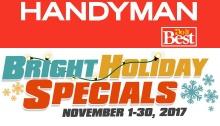 Handyman Bright Holiday Specials FI