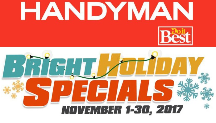Handyman Bright Holiday Specials FI