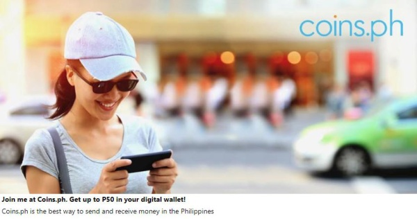 join Coins.PH