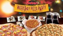 shakeys Weekday Pizza Party FI