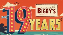 Bigby's 19th anniversary FI