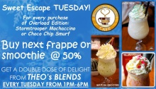 breadtime stories cafe sweet escape Tuesday FI