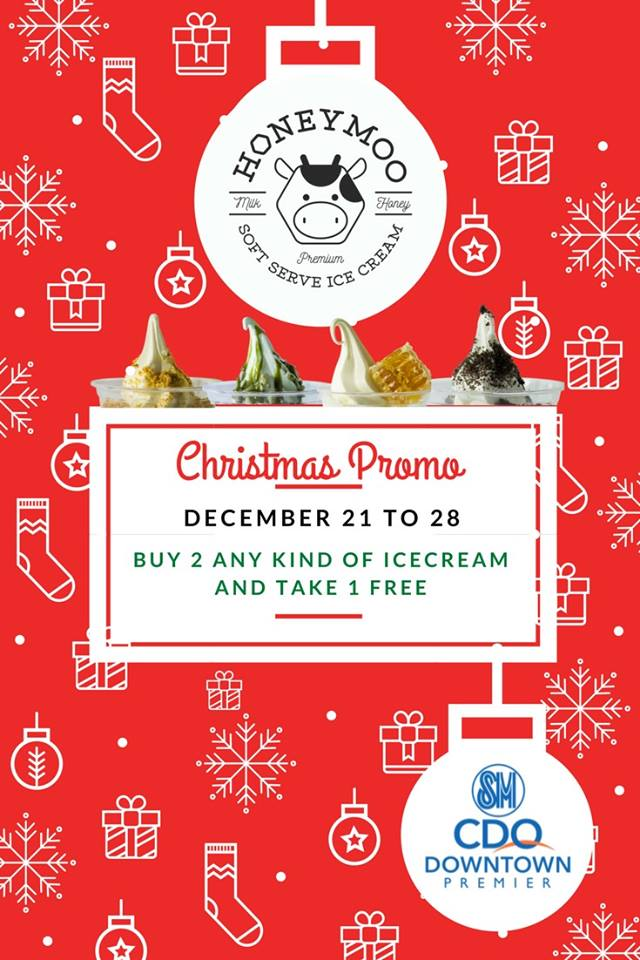 honeymoo Christmas Promo