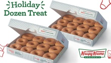 KK holiday dozen treat
