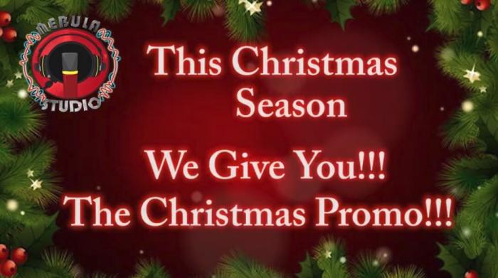 nebula Studio Christmas Promo