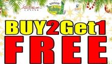tuboJ Buy 2 Get 1 free FI