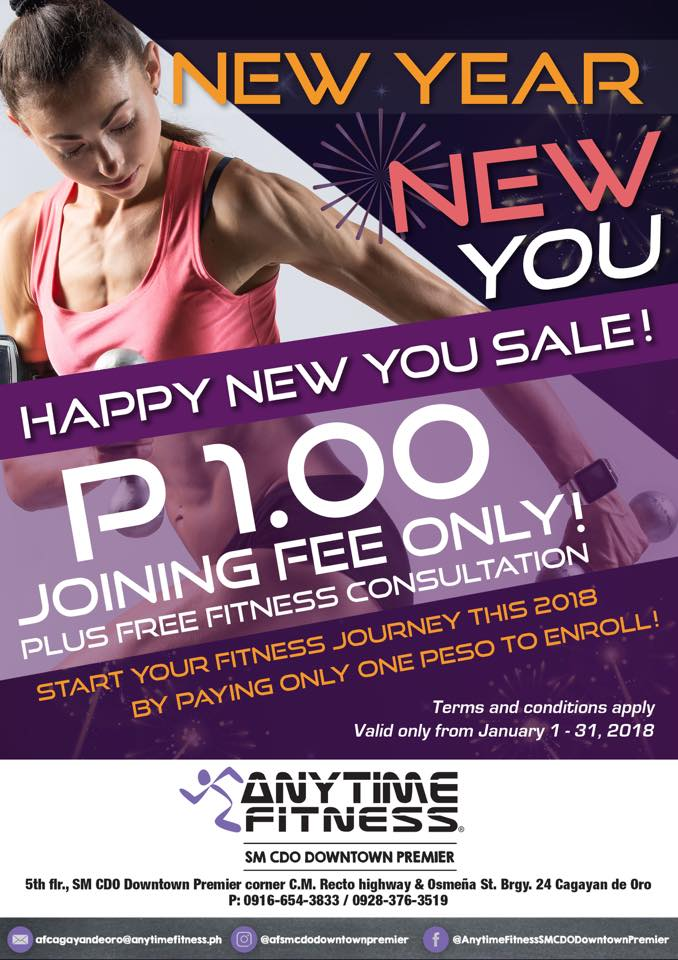 anytime fitness happy new you sale
