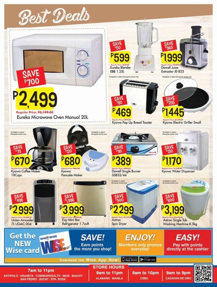 Shopwise best deals