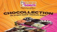 dunkin chocollection