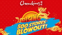 chowking 500 stores blowout FI