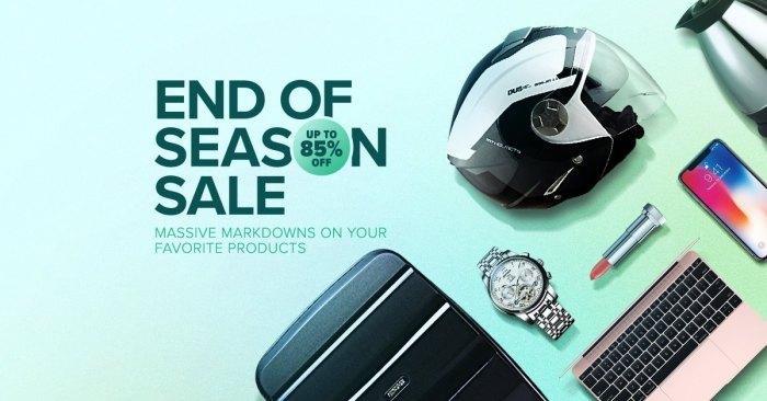 Lazada End Of Season Sale