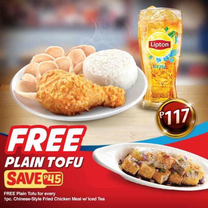 free plain tofu