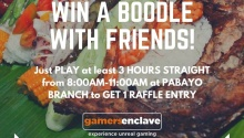 gamers enclave win a boodle FI