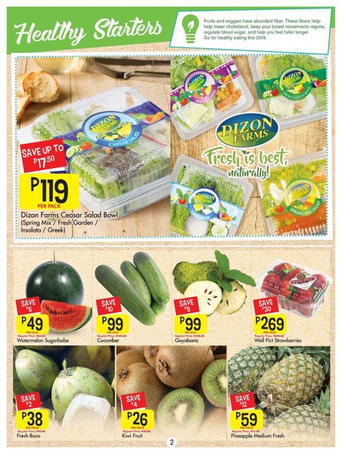 shopwise healthy starters