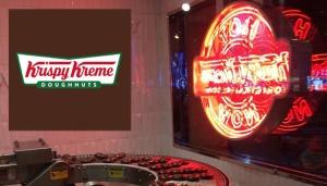 Krispy kreme free Chocolate Glazed Doughnuts FI