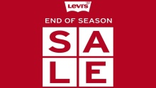 levis end of season sale FI