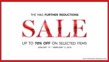 MandS end of season sale FI