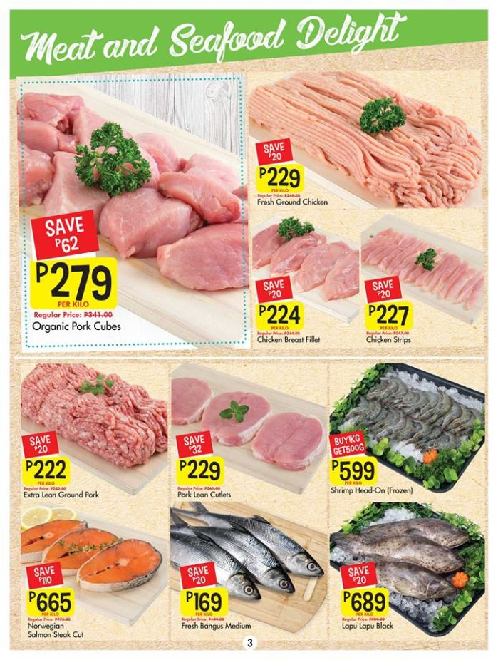shopwise meat and seafood delight