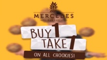 Mercedes bakery buy 1 take 1 FI
